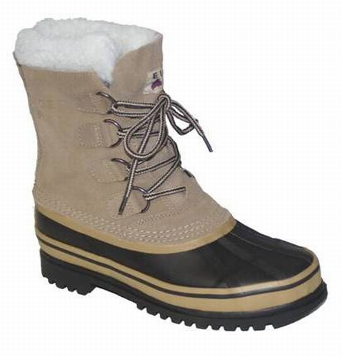 Eiger Yukon Boot Light Brown