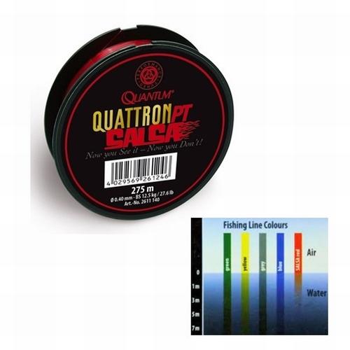 Quantum Qattron PT Salsa 0,35 mm 275 meter