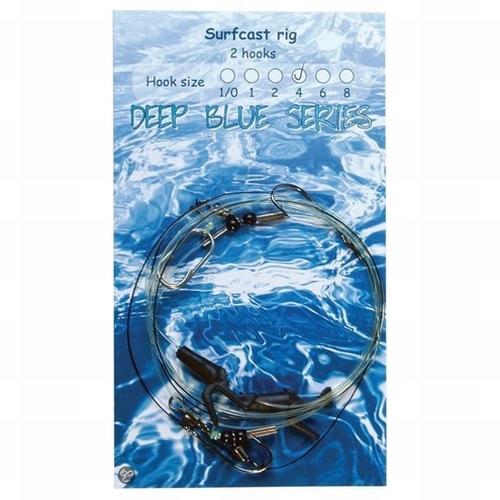 Albatros Surfcast Rig