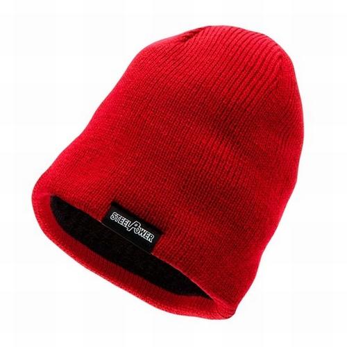 DAM Steelpowe Red Beanie