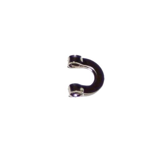 M.M. Spinnerruiters nikkel 5 mm (25 stuks)