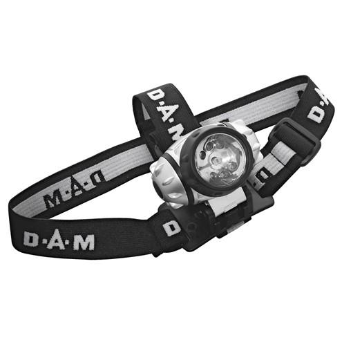 Dam Hoofdlamp met 7 leds
