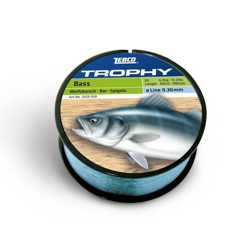 Zebco Trophy Sea Bass