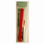 Glow tubes 21,5 cm 5 stuks